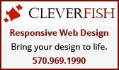 Cleverfish responsive web design